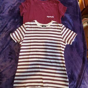 Shirt bundle, H&M and Arizona Jeans